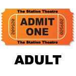 Adult Ticket - Outerbridge - Clockwork Mysteries; Saturday, August 24 @ 2:00pm MATINEE