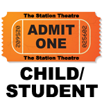Student Ticket - Outerbridge - Clockwork Mysteries; Saturday, August 31 @ 2:00pm MATINEE